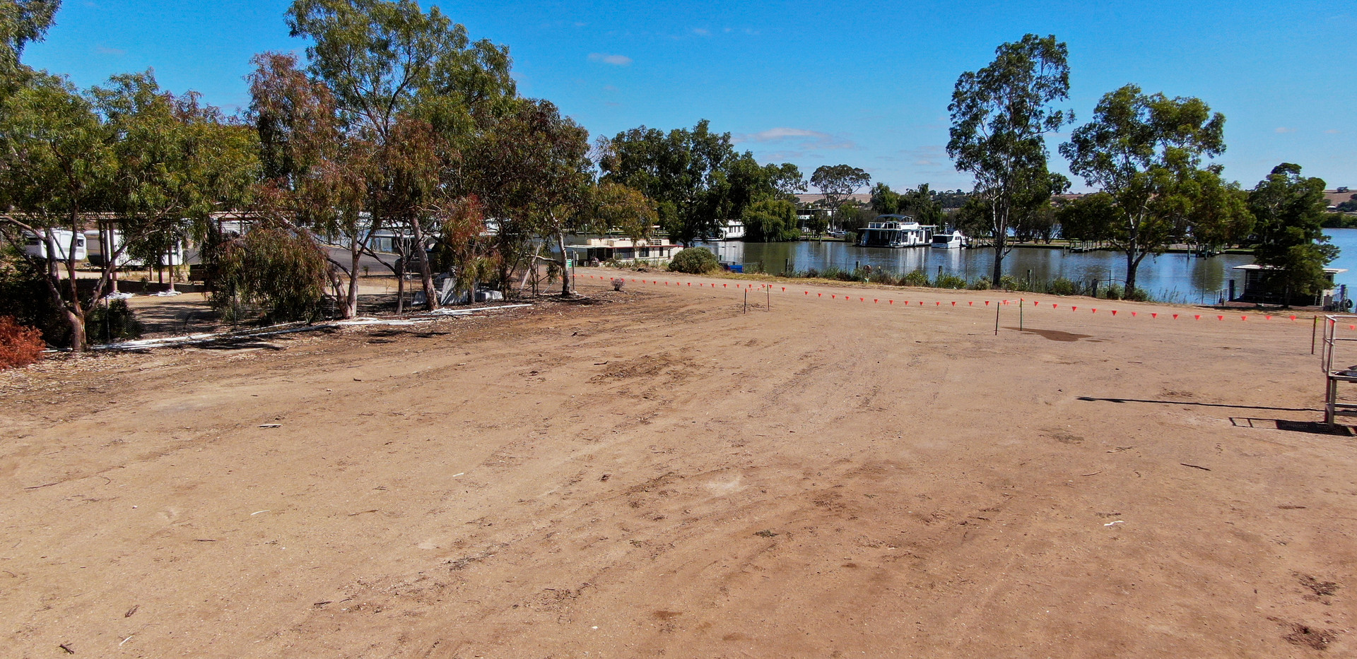 Three lots available - Land for sale Riverglen Drive White Sands