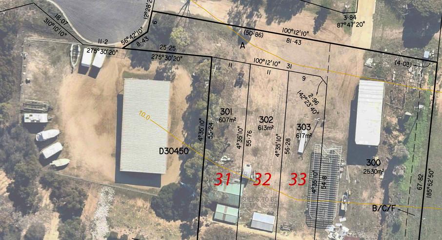 Site Plan - Land for sale Riverglen Drive White Sands