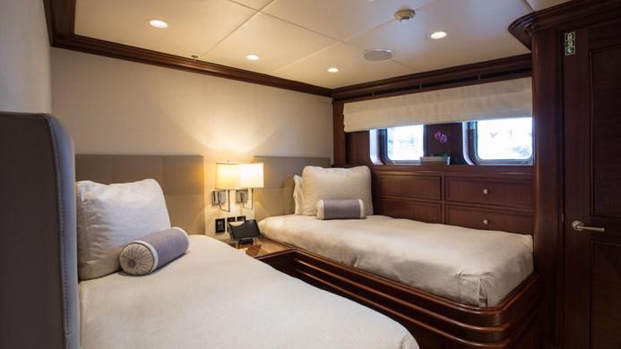 Yacht SAFIRA - twin cabin