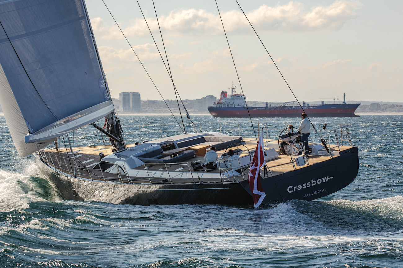 Sailing Yacht CROSSBOW - Southern Wind 32 m