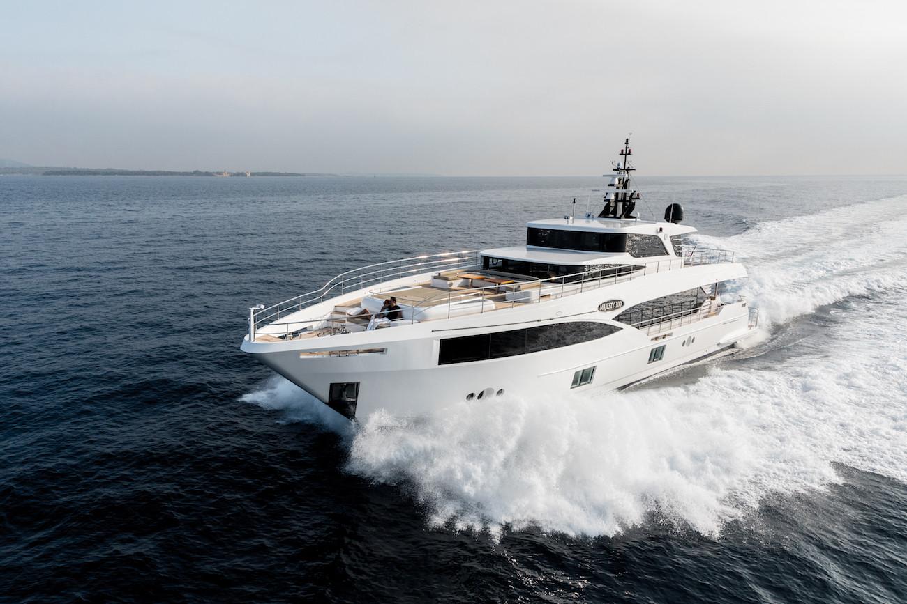 Yacht MIA - at flank speed!