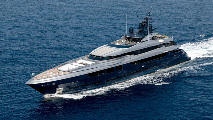 Yacht SARASTAR - 60m mega yacht for charter