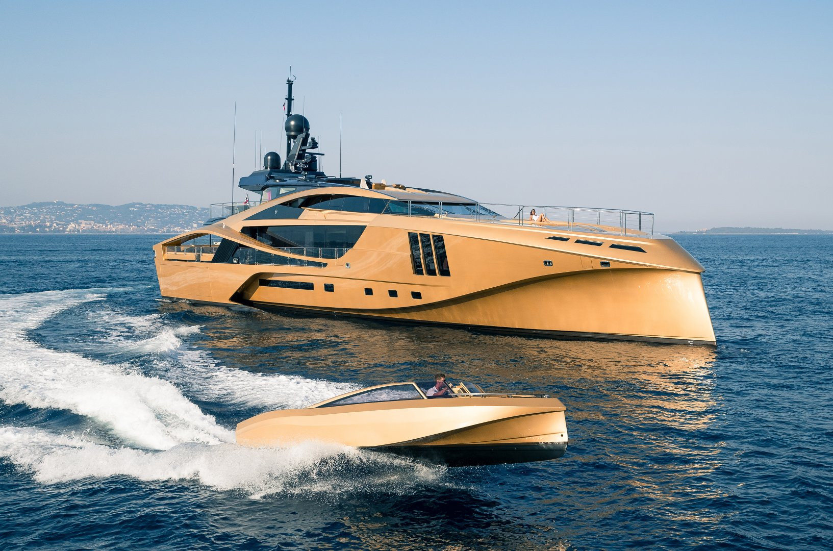 Yacht KHALILAH - stunning super yacht