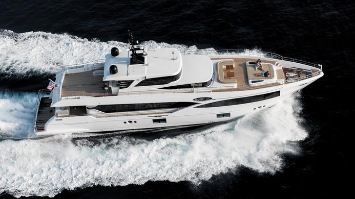Yacht MIA - Gulf Craft Majesty 100