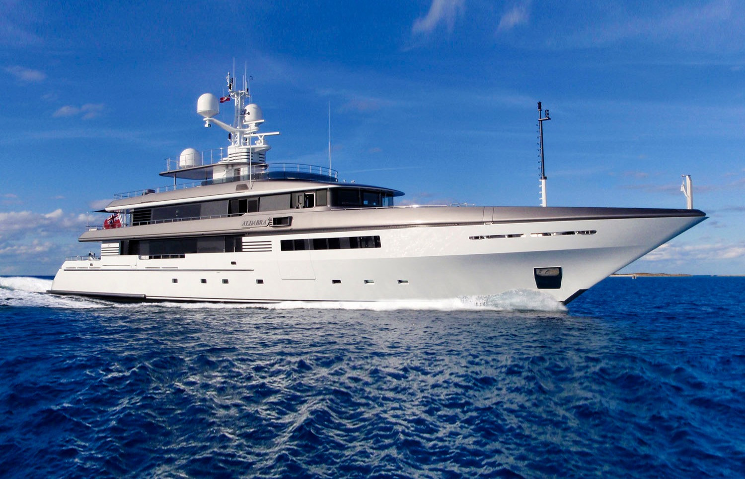 Yacht ATLAS - cruising on charter
