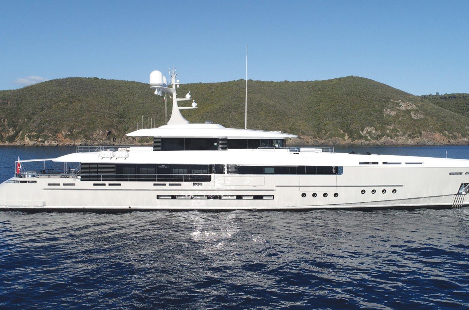 Yacht ENDEAVOUR 2 - 50m Rossinavi tri-deck explorer yacht for charter