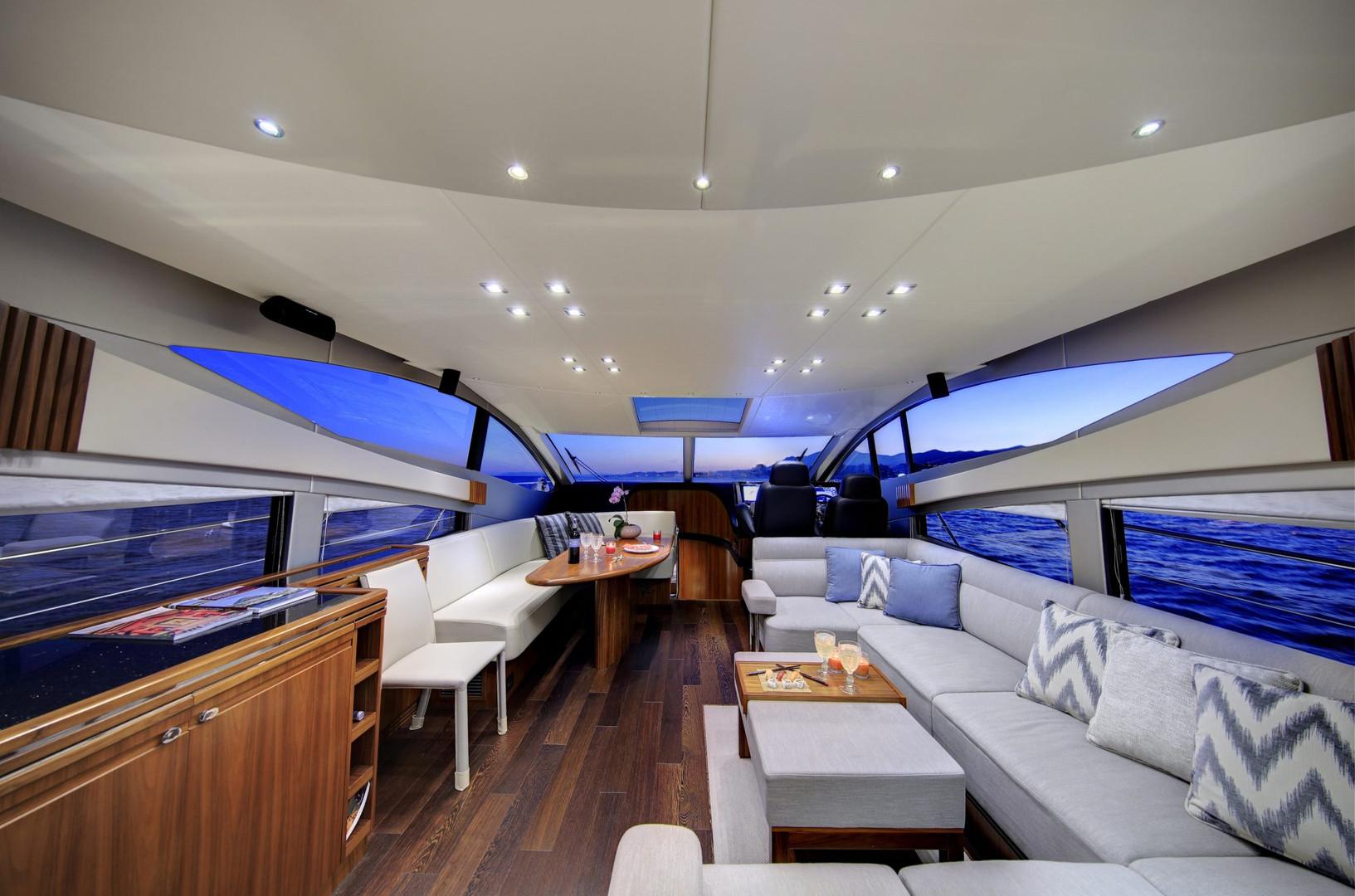 Yacht MAIA FAIR - saloon