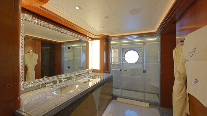 Yacht AMARYLLIS - ensuite