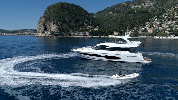 Yacht HERO - on charter