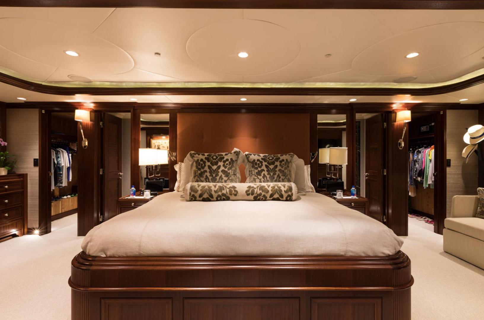 Yacht SAFIRA - master cabin