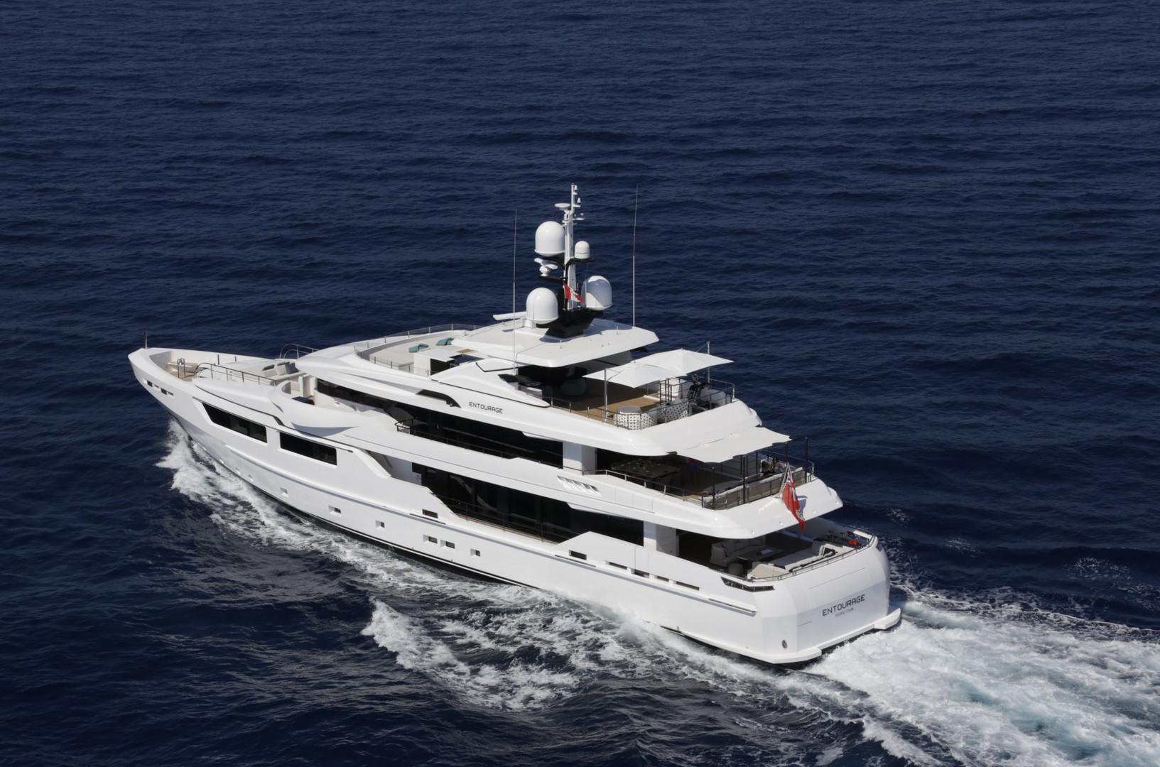 Yacht ENTOURAGE