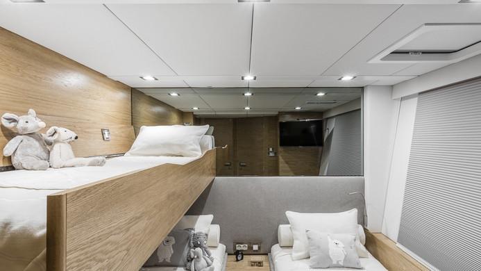 Yacht CALMAO - triple cabin