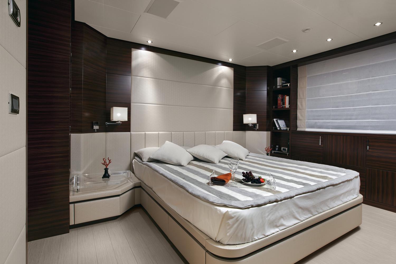 Yacht ATLAS - guest cabin