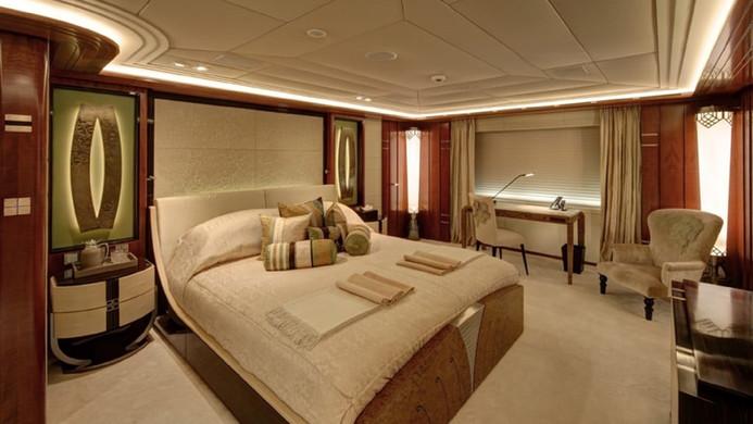Yacht AMARYLLIS - guest cabin