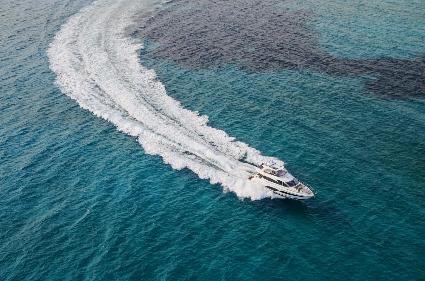 Yacht HERO - Sunseeker Manhattan 66