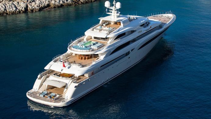 Mega Yacht O'PTASIA