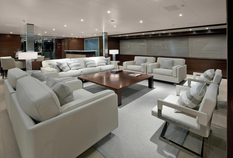 Yacht ATLAS - sky lounge