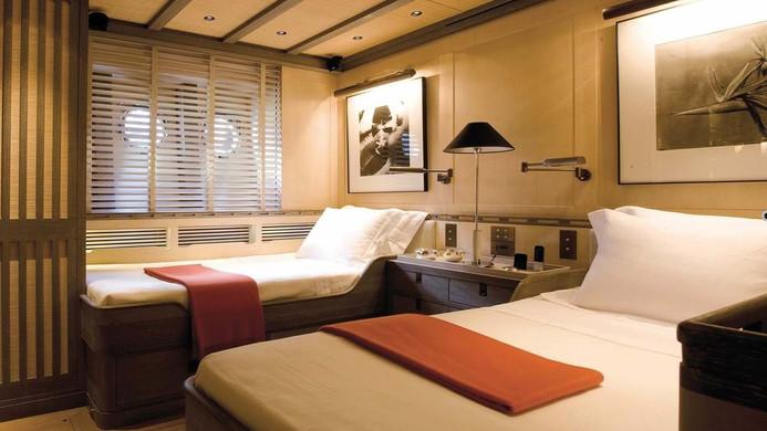 Sailing Yacht ROXANE - twin cabin