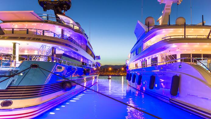MIPIM yacht hire Cannes, France