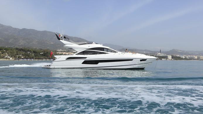 Yacht MAIA FAIR - at anchor