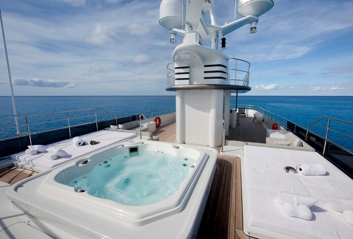 Yacht ATLAS - Jacuzzi