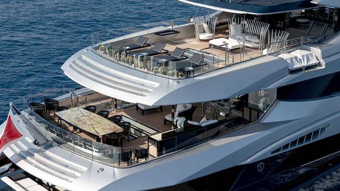 Yacht SARASTAR - outdoor living