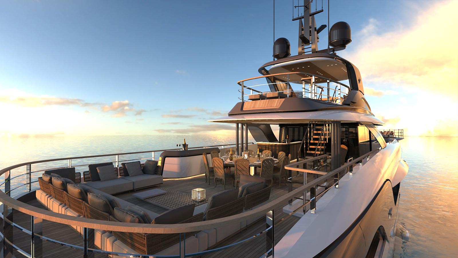 Yacht GECO - private charter