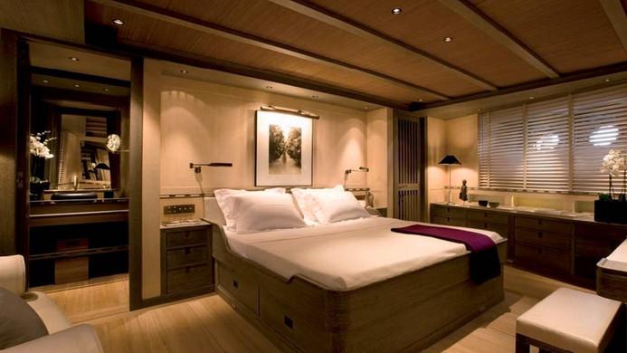 Sailing Yacht ROXANE - VIP cabin