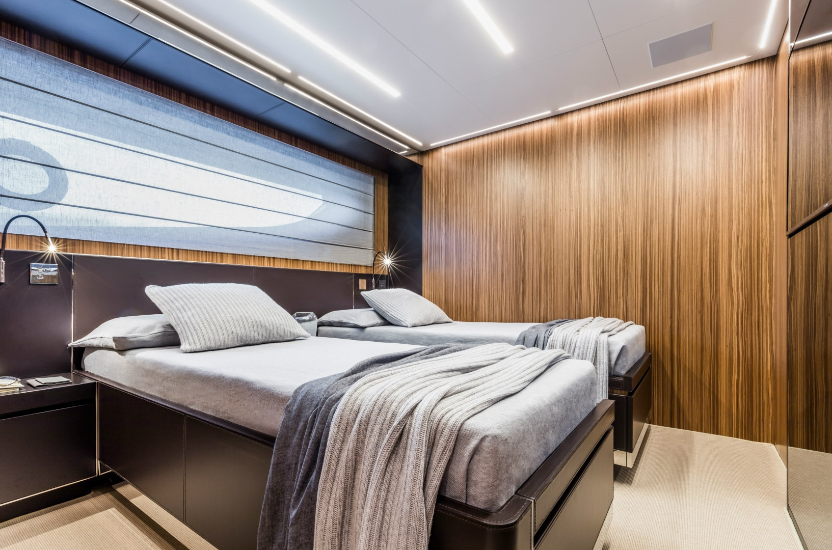 Yacht UNKNOWN - twin cabin
