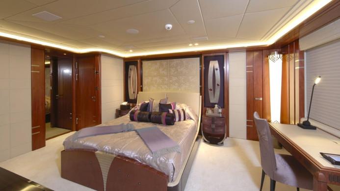 Yacht AMARYLLIS - guest cabin 2