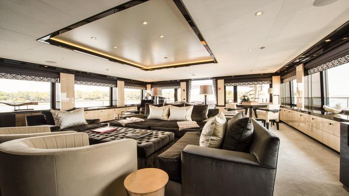 Yacht ELIXIR - saloon
