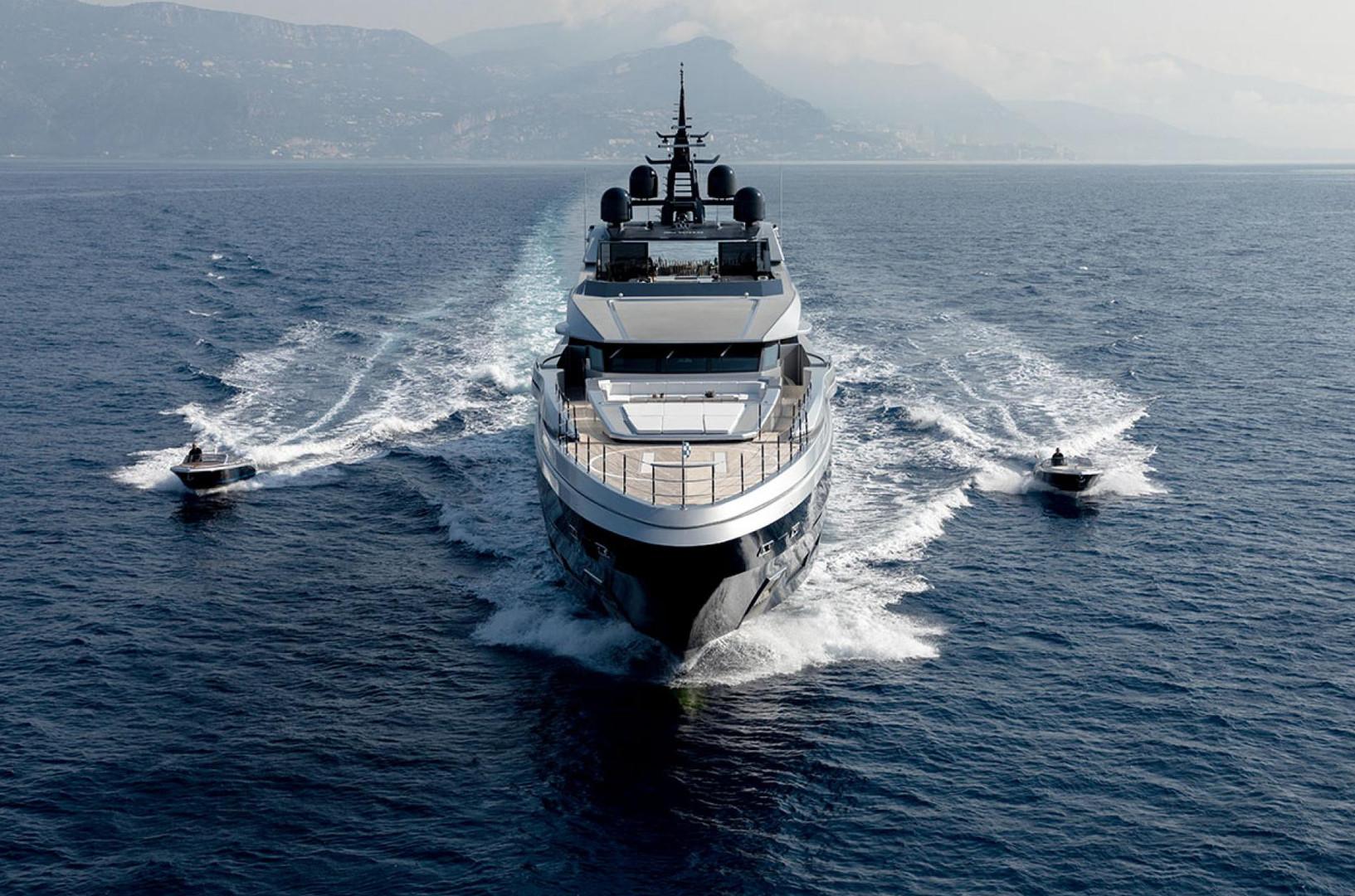 Yacht SARASTAR - the complete charter flotilla!!