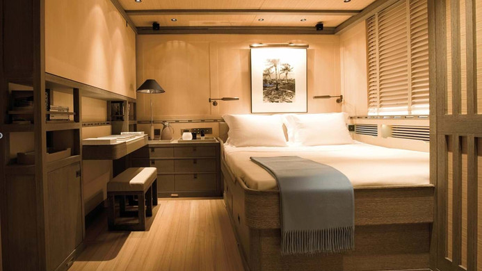 Sailing Yacht ROXANE - guest cabin