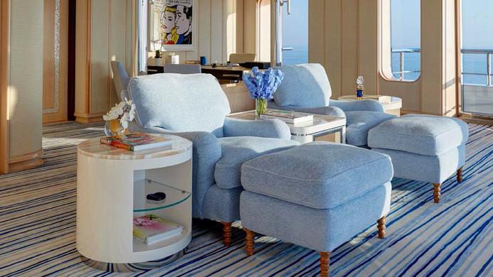 Yacht AQUARIUS - owner suite