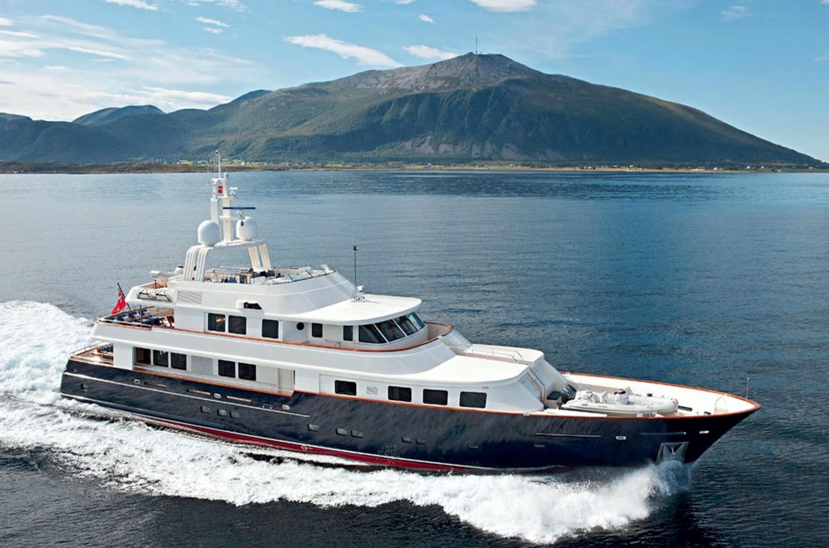 Yacht FABULOUS CHARACTER - Holland Jachtbouw