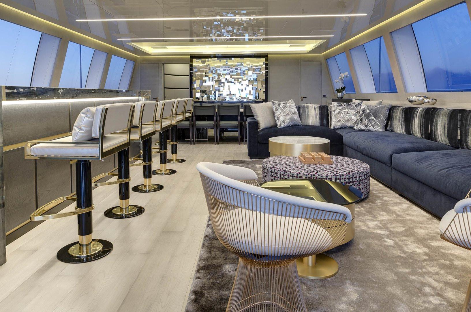 Yacht DA VINCI - bar