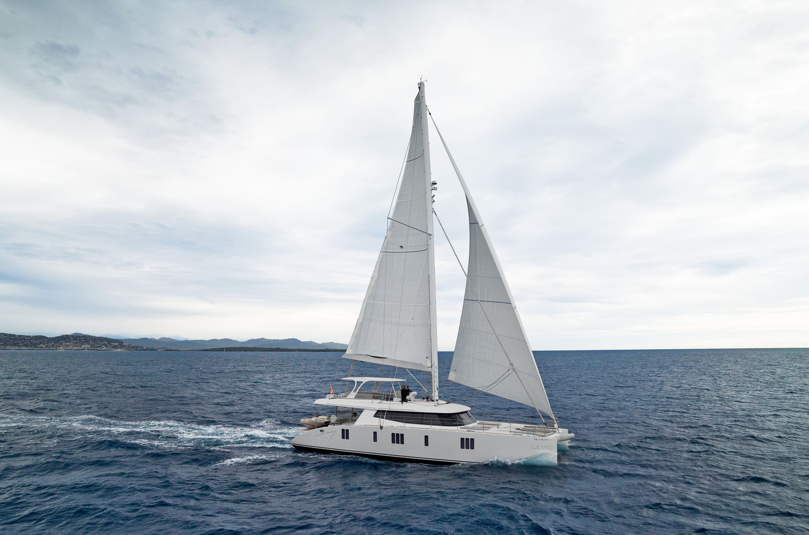 Yacht CALMAO Sunreef 74