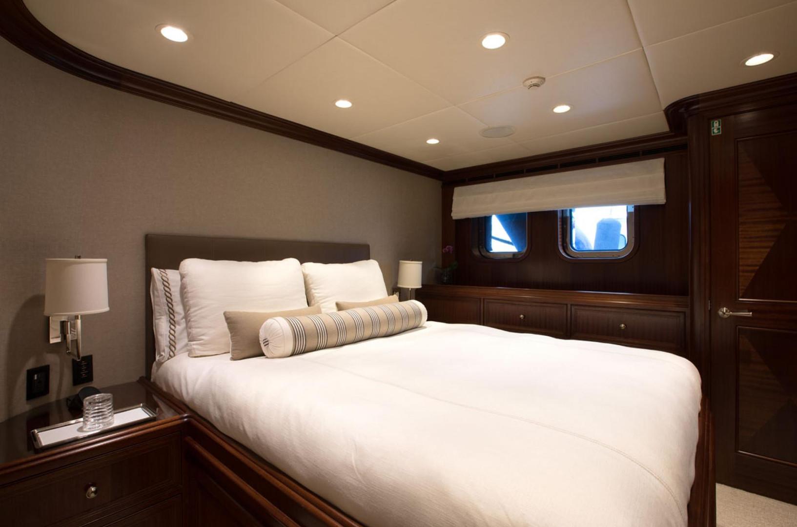 Yacht SAFIRA - guest cabin