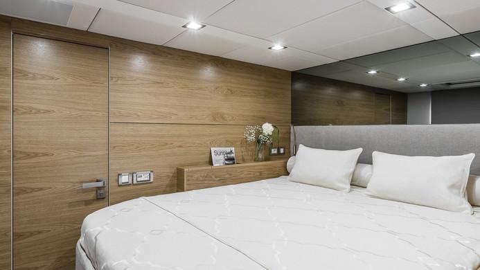 Yacht CALMAO - double cabin