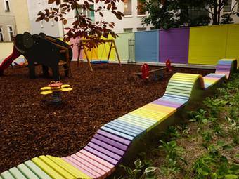Neugestaltung Helene-Heppe-Park