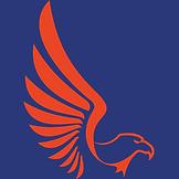 LOGO do ISC. Uma águia