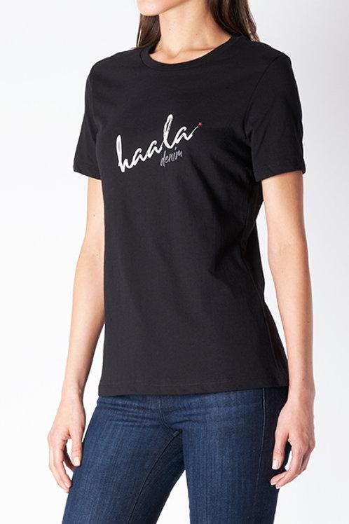 Graphic Paint Script T-shirt