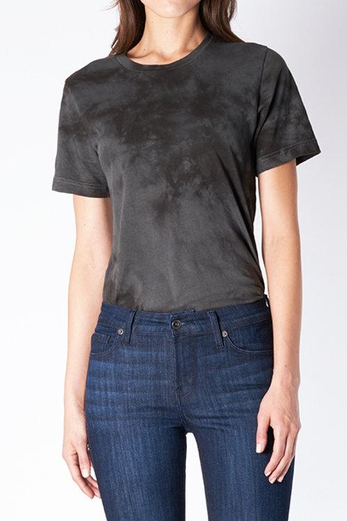 Charcoal Tie-Dye T-shirt