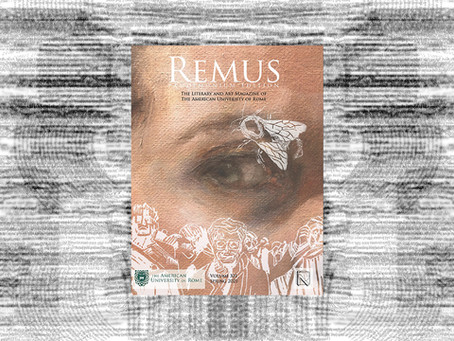 Remus Volume XII - Spring 2021 - Is Out!