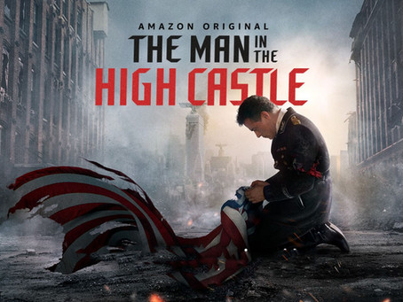 The Man in the High Castle from Text to Screen