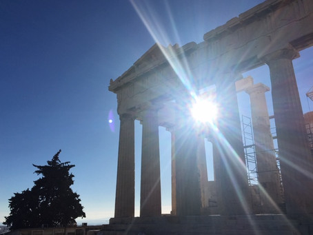 Athens and the Grand Tour