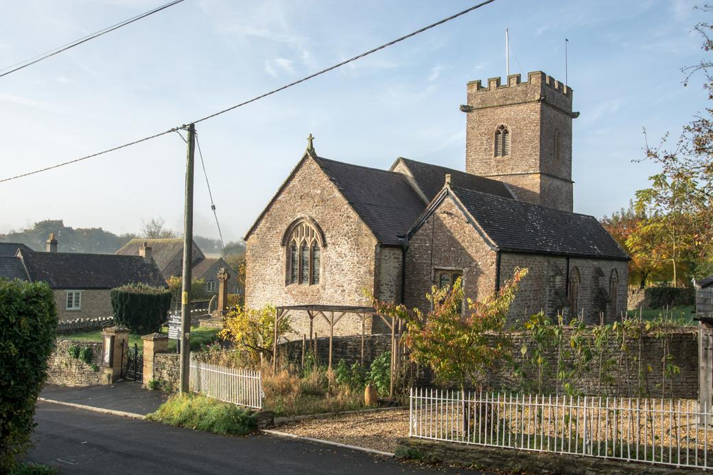 St Nicholas', Holton
