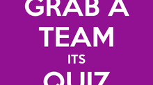It's QUIZ NIGHT, 23rd October!