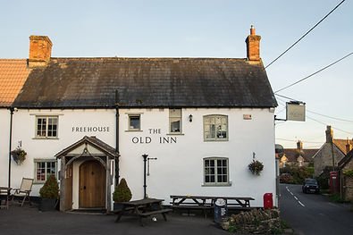The Old Inn, Holton