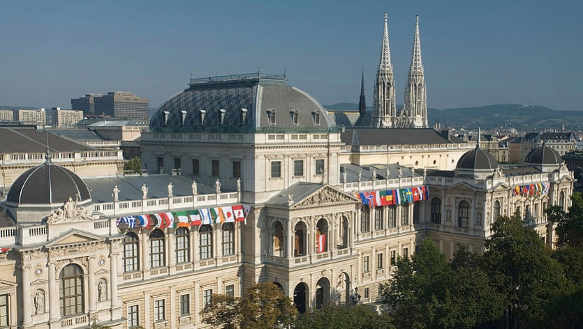 University of Vienna, Study Abroad, College, College Admissions, Paying for College